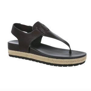 Flint Leather Sandals - Vince